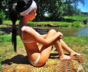 Janene from Ellsworth, Illinois is looking for adult webcam chat